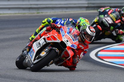 Jorge Lorenzo: Ducati didn't have second bike ready in Brno pitstop