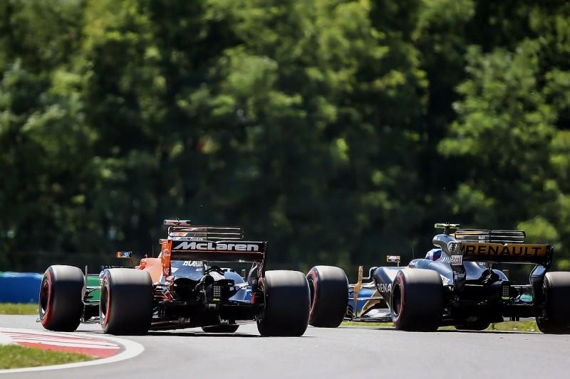 Honda thinks it can overtake Renault during 2017 Formula 1 season