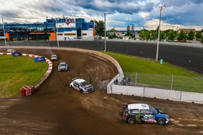 World RX Canada: Johan Kristoffersson leads after opening rounds