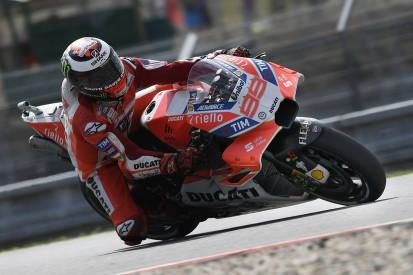 Jorge Lorenzo: Radical new Ducati MotoGP aero fairing promising