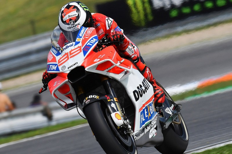 New Ducati MotoGP fairing part of bigger aero package at Brno