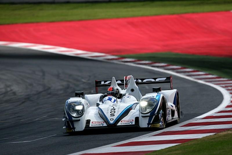 Greaves Motorsport plans World Endurance Championship LMP2 return