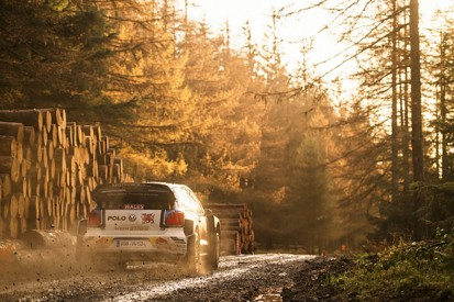 Rally GB: Sebastien Ogier and Jari-Matti Latvala set shakedown pace