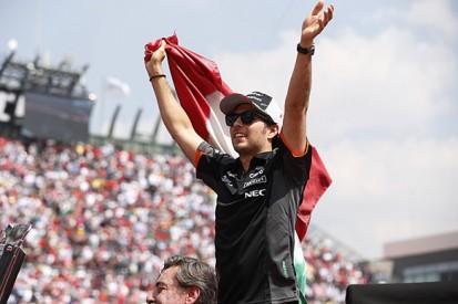 Mexican GP F1 pressure proved Perez's tranformation - Force India