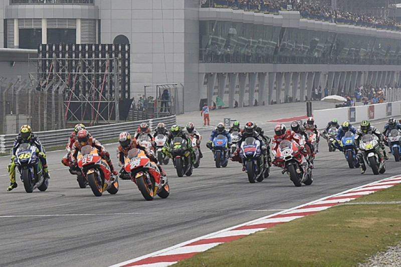 MotoGP chiefs warn of changes for 2016 after Rossi/Marquez clash