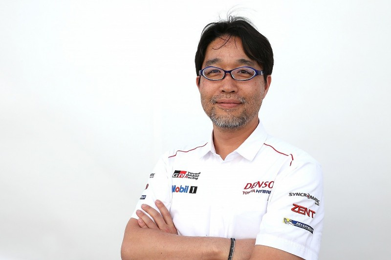 Toyota promotes LMP1 powertrain chief to its top motorsport role