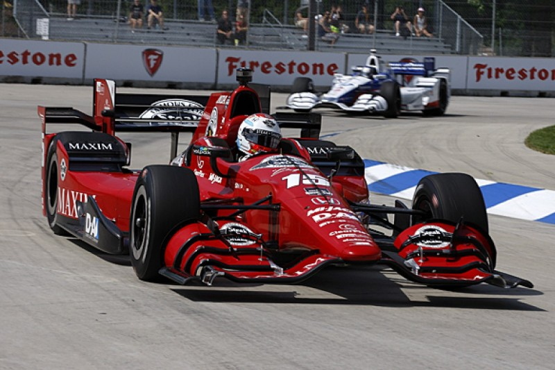 Honda gets IndyCar upgrade breaks so it can close on Chevrolet