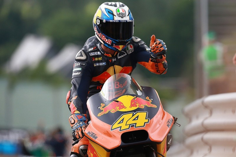 KTM team boss expected to be further behind in first MotoGP season