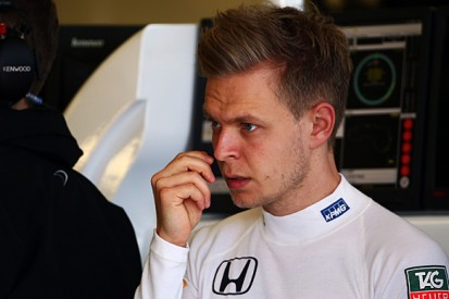 Haas F1 wanted Kevin Magnussen for 2016 had Grosjean declined offer