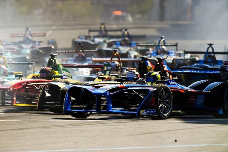 Formula E still no threat to F1, says Haas team boss Steiner