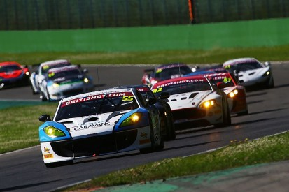 British GT Championship to run separate GT4 Cup in 2018