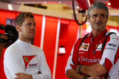 Mexican GP 'a good lesson' for Ferrari F1 team, Arrivabene says