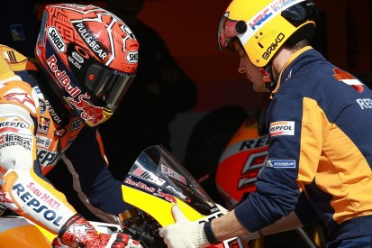 MotoGP Brno: Marquez and Pedrosa will not race new Honda chassis