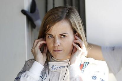 Williams F1 test driver Susie Wolff retires from motorsport