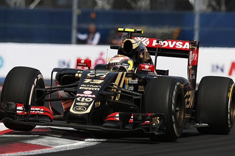 Renault personnel begin work at Lotus F1 team's Enstone base