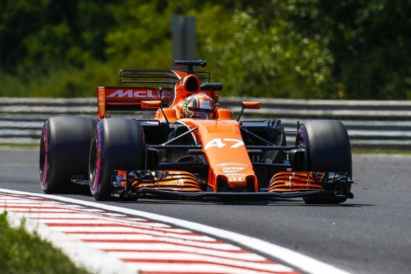 McLaren: Lando Norris showed star quality in Hungary Formula 1 test
