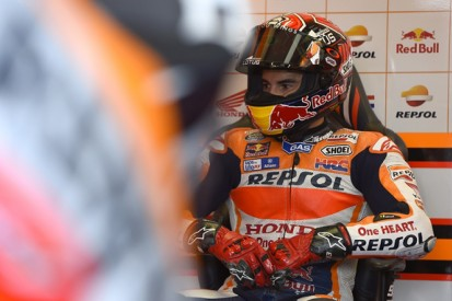 Marquez says his MotoGP feud with Rossi is uncharted territory