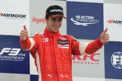 Prema backs Ferrari junior Lance Stroll to win 2016 Euro F3 title