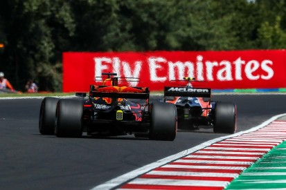 Red Bull and McLaren go aggressive with Belgian GP F1 tyre choices