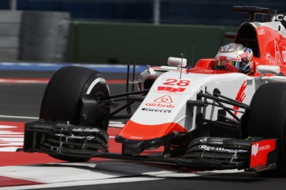 Will Stevens closing on 2016 Formula 1 seat with Manor