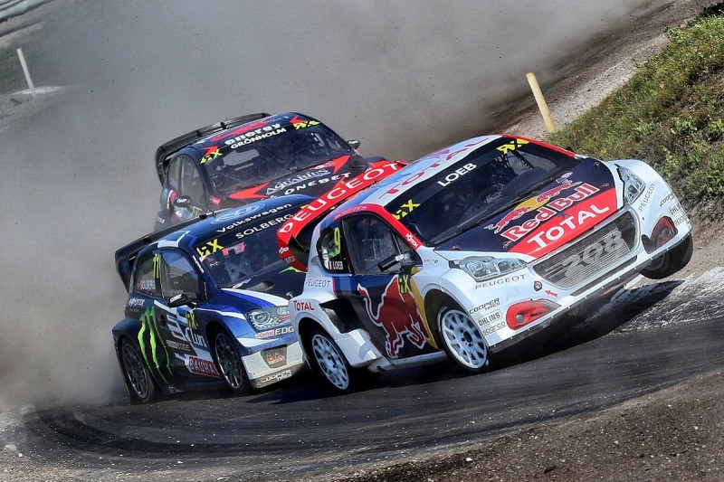 World Rallycross to introduce electric cars as early as 2020