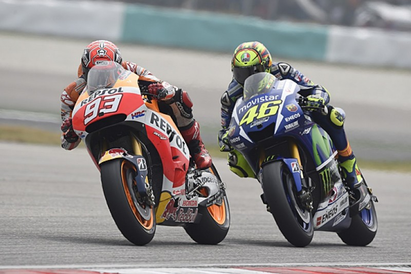 Honda still certain Rossi kicked Marquez in Sepang MotoGP clash