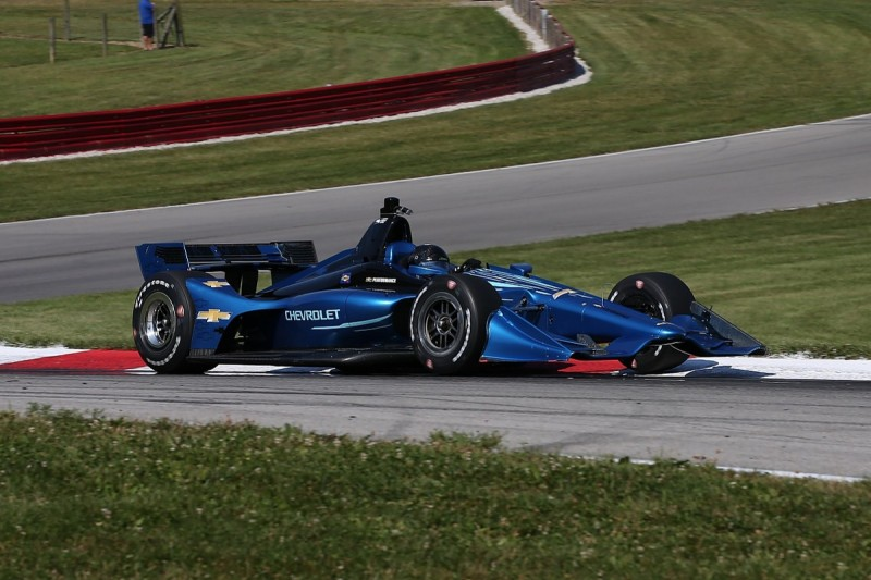 New 2018 IndyCar design much tougher to drive - Juan Pablo Montoya