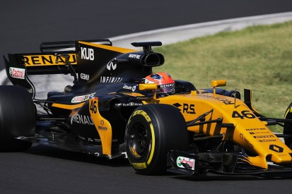 Robert Kubica fourth fastest on F1 test return, Vettel fastest