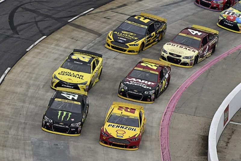 Joey Logano slaims 'coward' Kenseth after Martinsville NASCAR clash