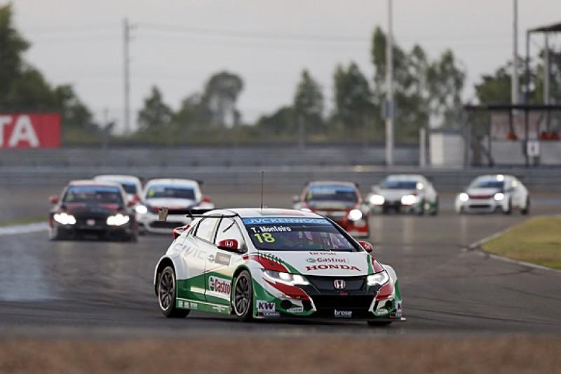Honda appeals Monteiro WTCC exclusion, blames collision damage