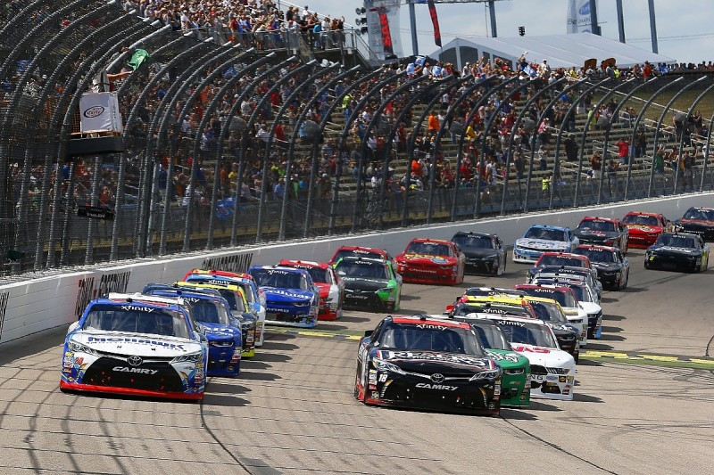 NASCAR reveals new limits on Cup drivers in Xfinity and Trucks
