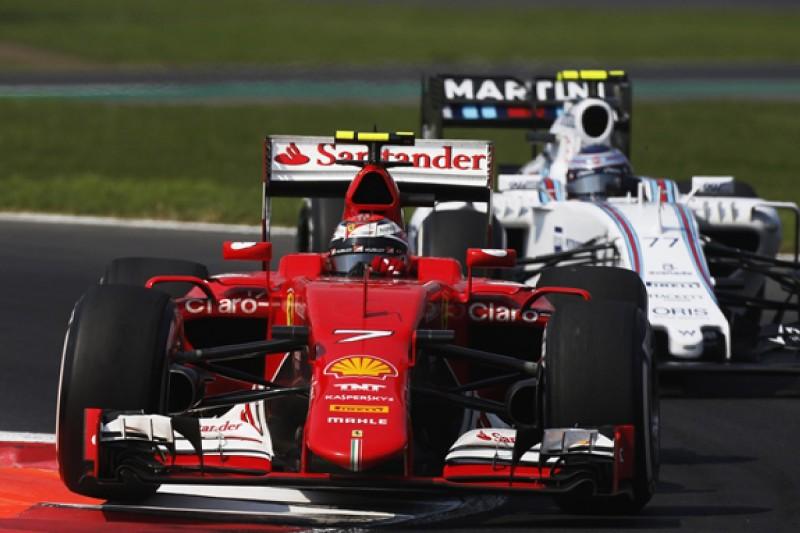No blame in Raikkonen and Bottas clash, says Ferrari's Arrivabene