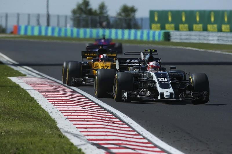 Hulkenberg calls Magnussen a 'wannabe Verstappen' after 'balls' row