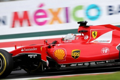 Mexican GP: Sebastian Vettel takes the blame for race-ending crash
