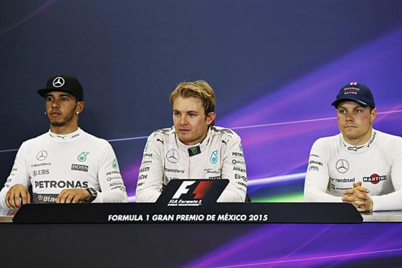 Mexican GP Sunday FIA press conference transcript