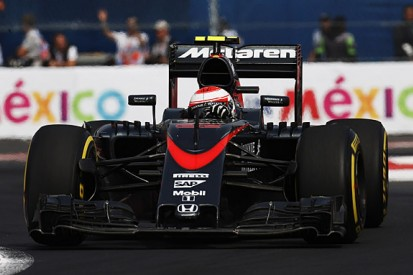 "Jenson Button says F1 Mexican GP was ""painful"" for McLaren"