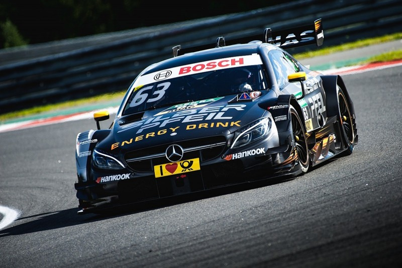 DTM can survive without Mercedes, says chief Gerhard Berger