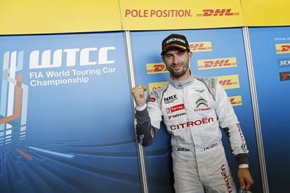 Buriram WTCC: Jose Maria Lopez claims pole as 2015 title looms