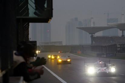 Shanghai WEC: Porsche wins title, Webber/Hartley/Bernhard win again