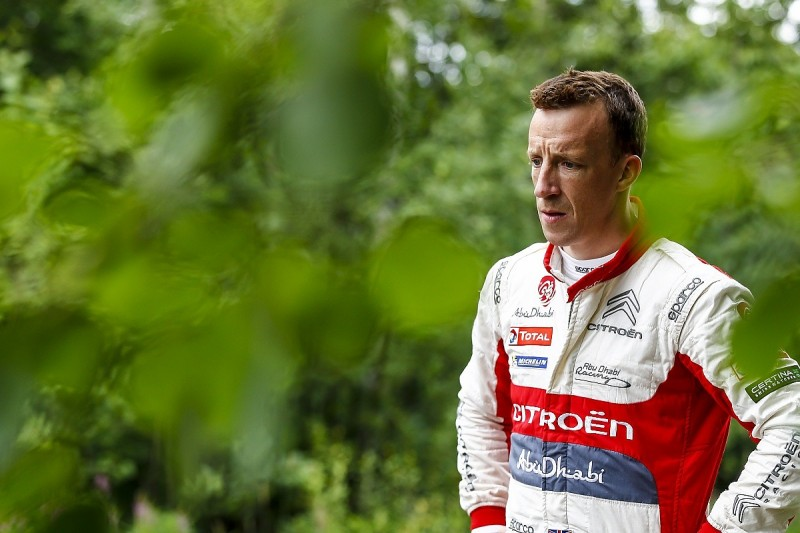 Meeke: Finland WRC struggle a hangover from Citroen benching me