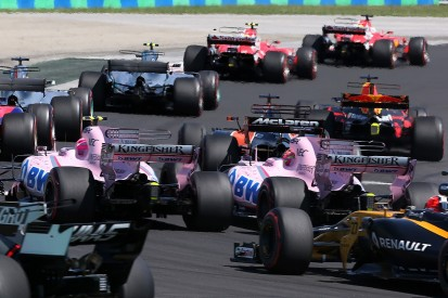 Ocon will be 'more careful' battling Force India F1 team-mate Perez