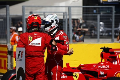 Vettel/Raikkonen's 2018 Ferrari F1 deals set for Monza announcement