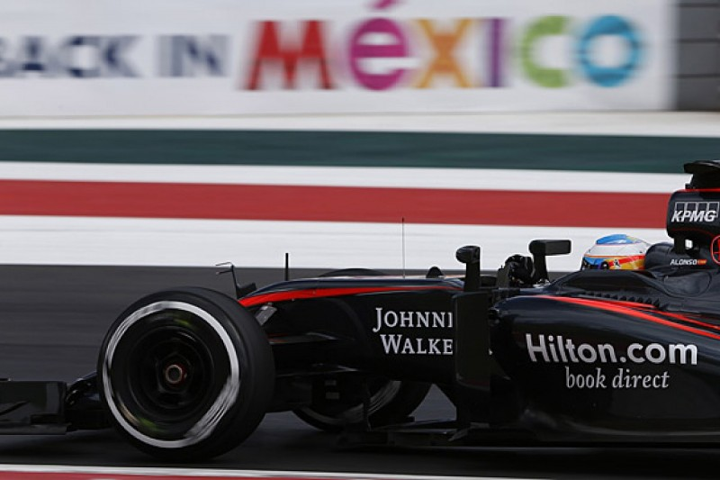 McLaren F1 team expects to slip back as Mexican GP progresses