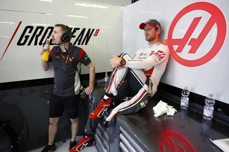 Romain Grosjean fed up with 'NASCAR' style racing in Formula 1