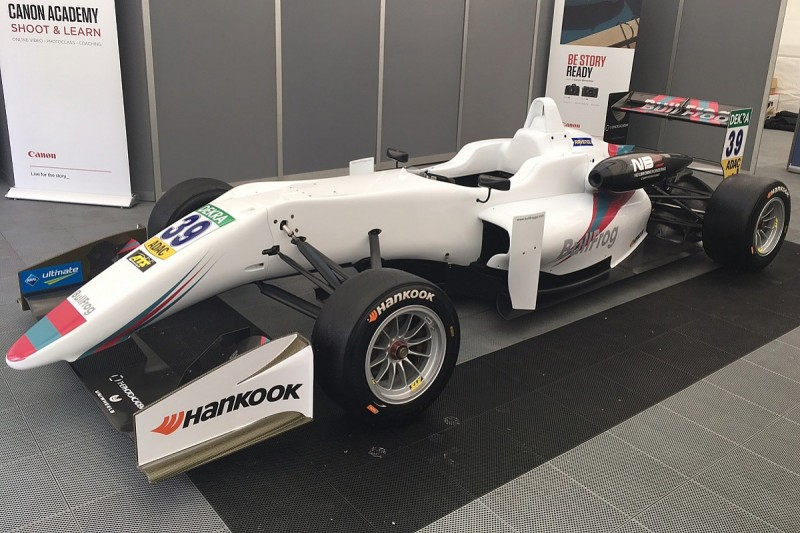 New BullFrog GP F3 team launched, aims for Macau Grand Prix debut