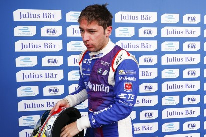 Robin Frijns fears he could lose Formula E drive with Andretti
