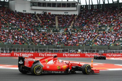 Mexican GP: Sebastian Vettel 'tried too hard' on qualifying lap