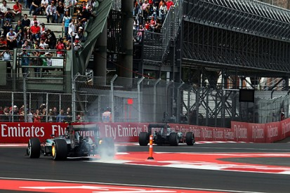 Mexican GP: Mercedes cooling 'on the edge' after Rosberg brake fire