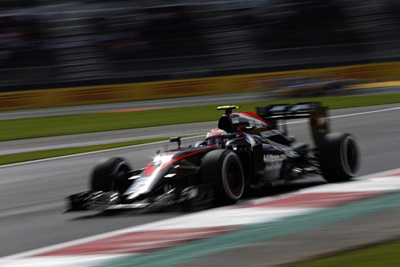 Mexican GP: Jenson Button surprised by McLaren-Honda's pace