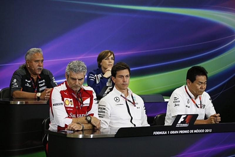 Mexican GP Friday F1 press conference full transcript